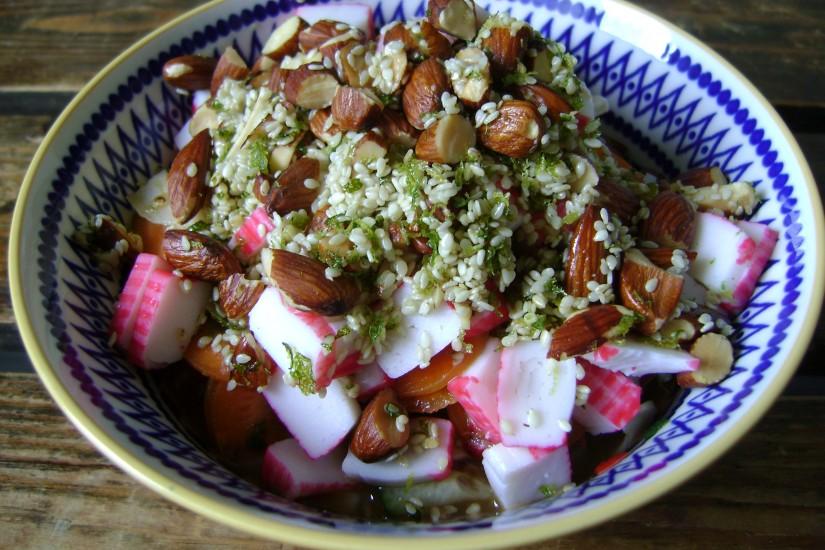 Thaise salade met pit