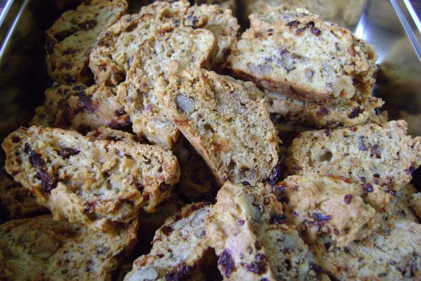 Hartige biscotti